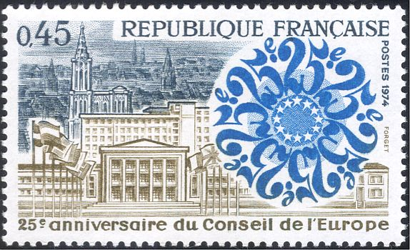France 1974 council of europe buildings architecture for Architects council of europe
